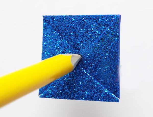 Поделки из глиттерного фоамирана своими руками. Мастер-классы, выкройки с шаблонами. Фото