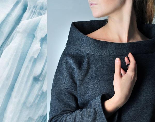 Как сшить платье из футера для женщин своими руками. Выкройки, фото