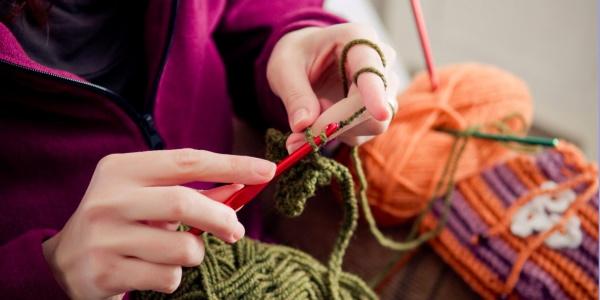 Вязание крючком для дома и уюта. Новинки, схемы и описание