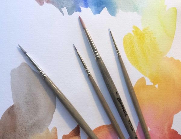Радуга рисунок для детей акварелью, карандашом, гуашью, раскраска