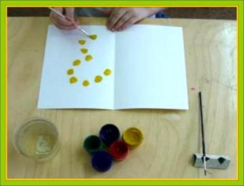 Уроки рисования для детей 4-5 лет карандашом, красками
